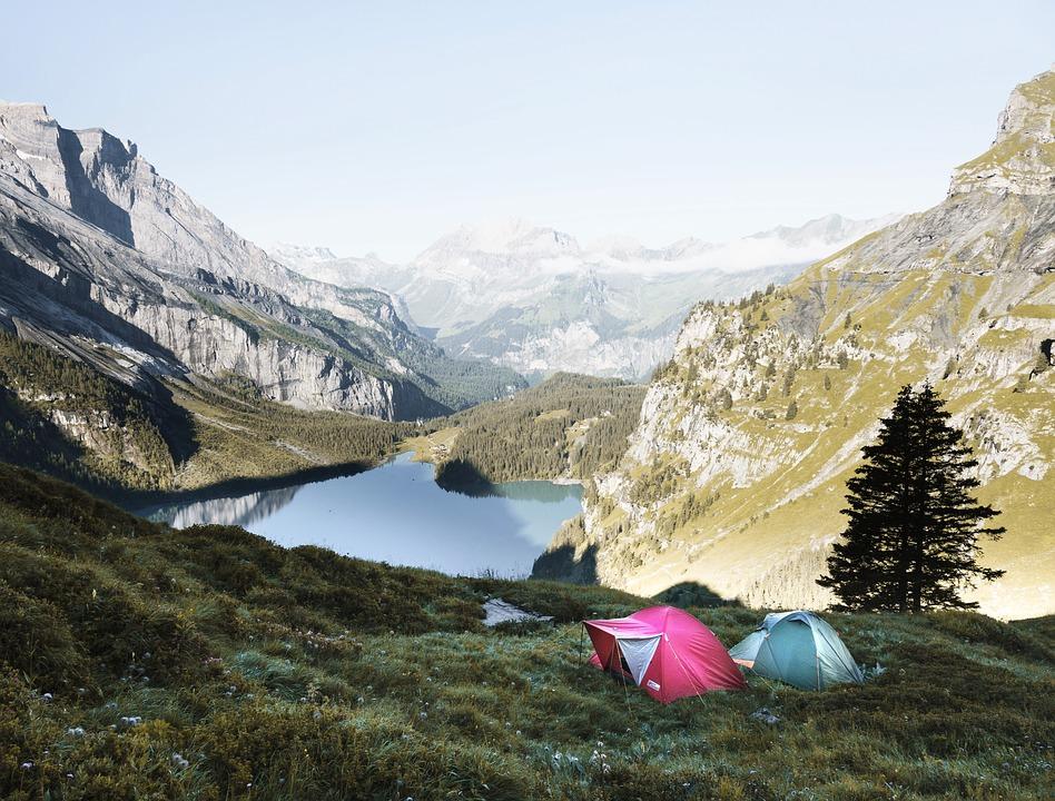 Camping le randonneur à Mostuejouls
