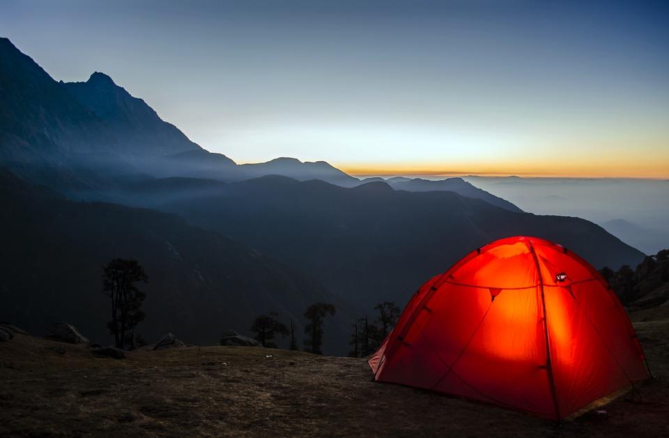 Camping Sirvens à Mende
