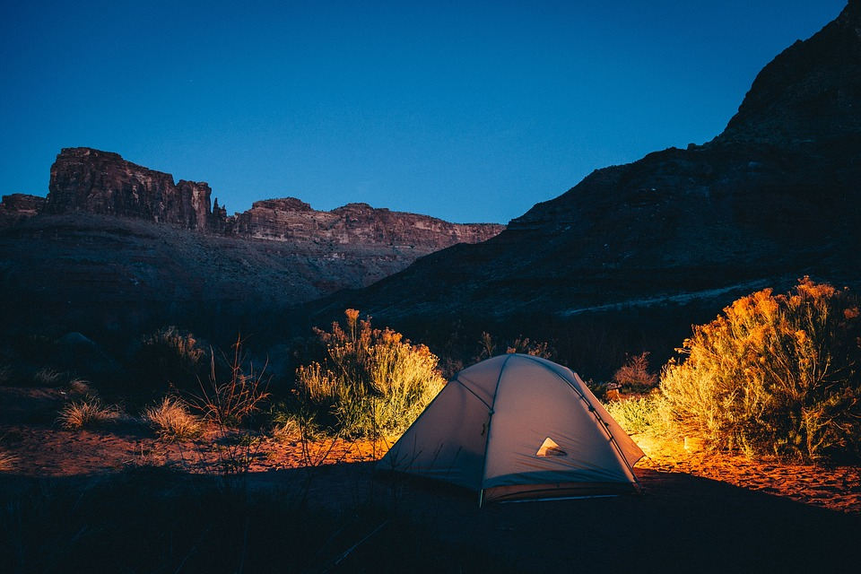 Camping Mas de la Cam dans les Cévennes