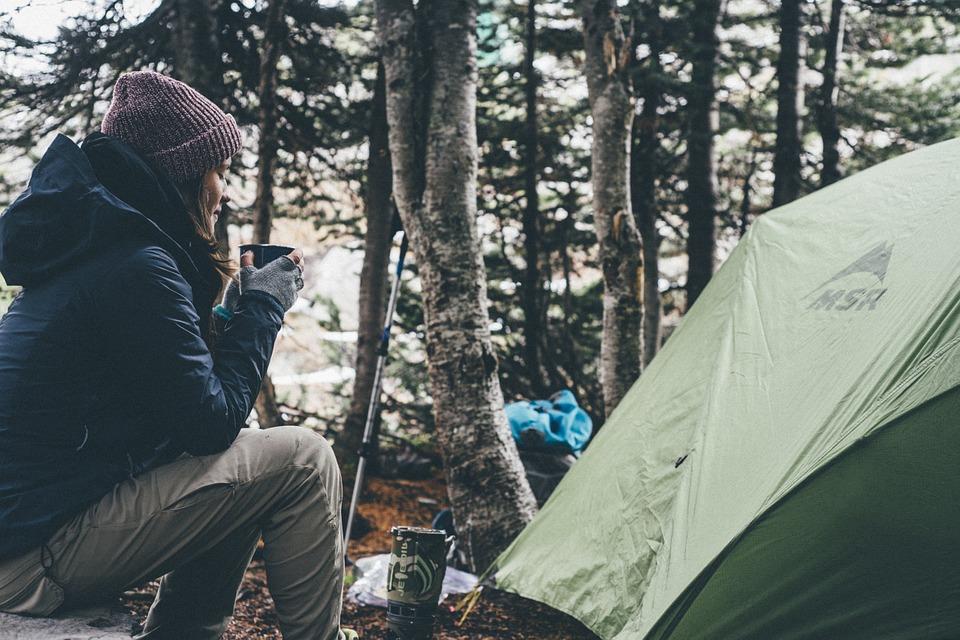 Camping Terrados à Massegros