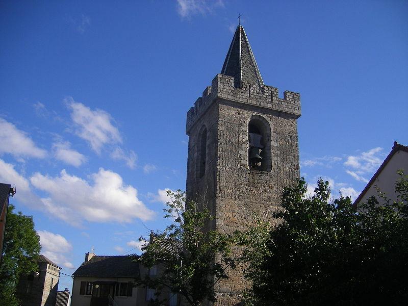 Saint Chély d'Apcher en Lozère