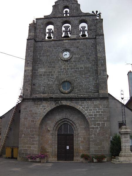 Saint Germain du Teil en Lozère