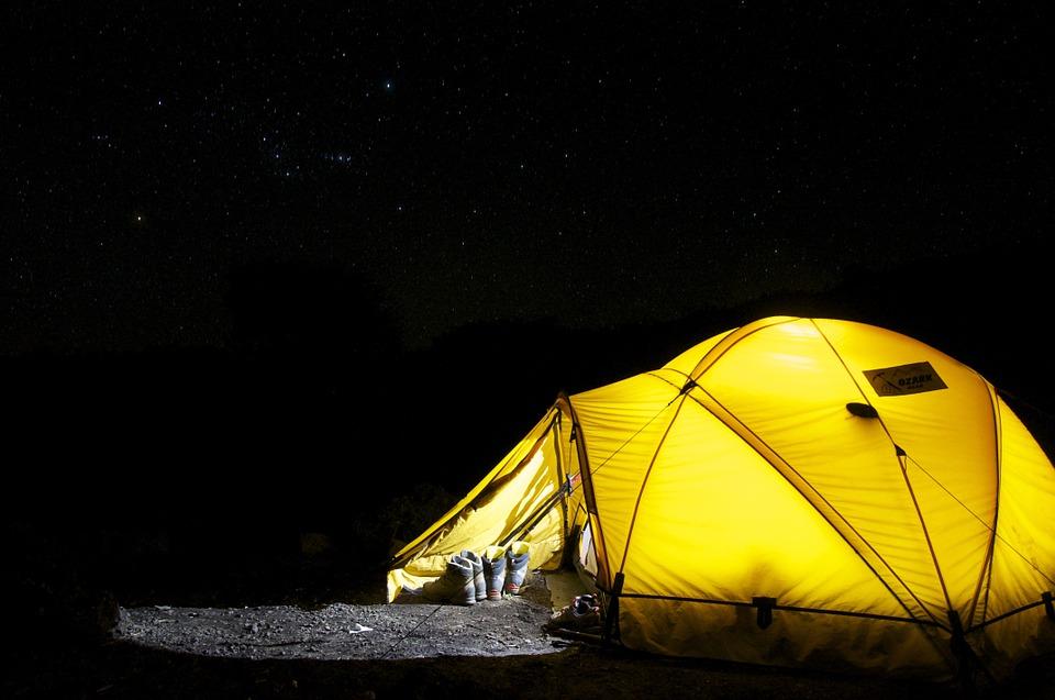 Camping les Plans dans les Cévennes
