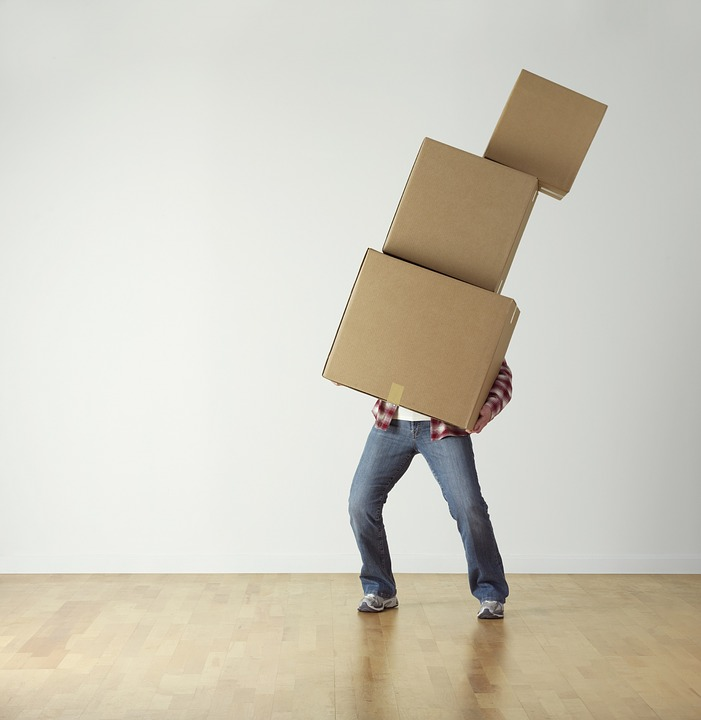 L'indémodable : le carton de déménagement pas cher