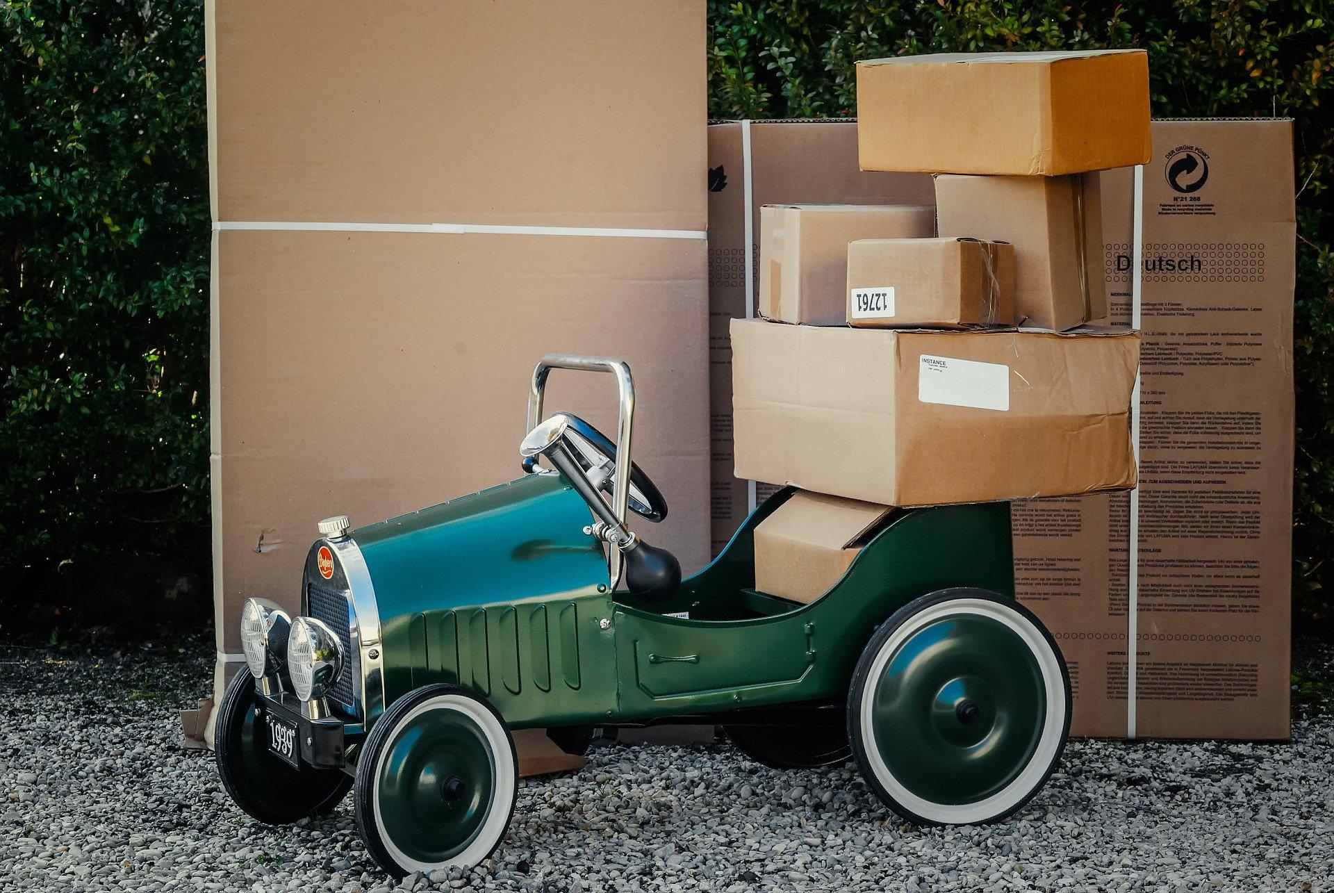 Préparez au mieux votre déménagement : trouvez votre carton déménagement Montpellier !