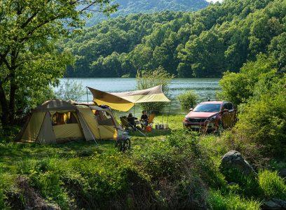 Profitez des petits prix d'un camping 2 étoiles en Lozère